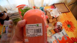 Что можно купить на 400р в РБ \ That can be bought for $14 in Belarussian