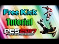 [PES 2017] Free Kick Tutorial (PC, PS4, Xbox) | Exclusive