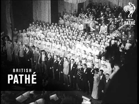 Danny Kaye 8  Royal Command Performance (1948)