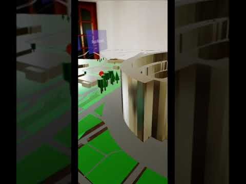 AR 3D POIs Android | Devpost