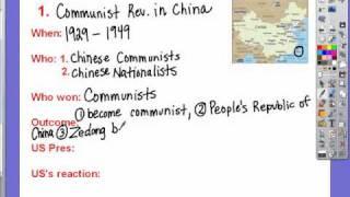 Communist Revolution in China (Cold War).wmv
