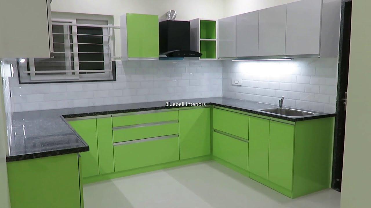 Bluebell Interiors - Bala's kitchen