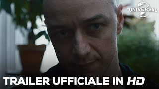 SPLIT di M. Night Shyamalan con James McAvoy - Trailer italiano ufficiale