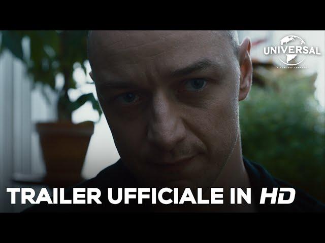 SPLIT di M. Night Shyamalan con James McAvoy - Trailer italiano ufficiale