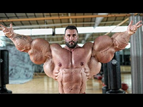 Top 5 freakiest bodybuilders ever in bodybuilding history for Mundo top build