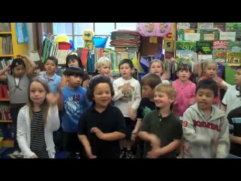 SEQUENCE: song to develop oral language and fluency
