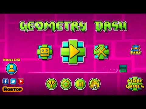 NigelL12 plays Recent Levels (Geometry Dash)