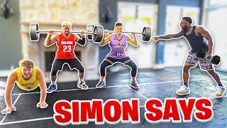 Simon Says Fitness w/ 2HYPE!