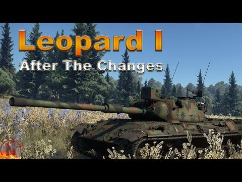 WT    Leopard 1 - Really Changed After The Changes/Buffs?