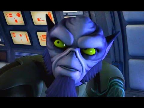 Звездные войны повстанцы 1 сезон 3 серия видео