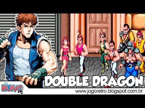 Double Dragon Reloaded - OpenBOR 2016