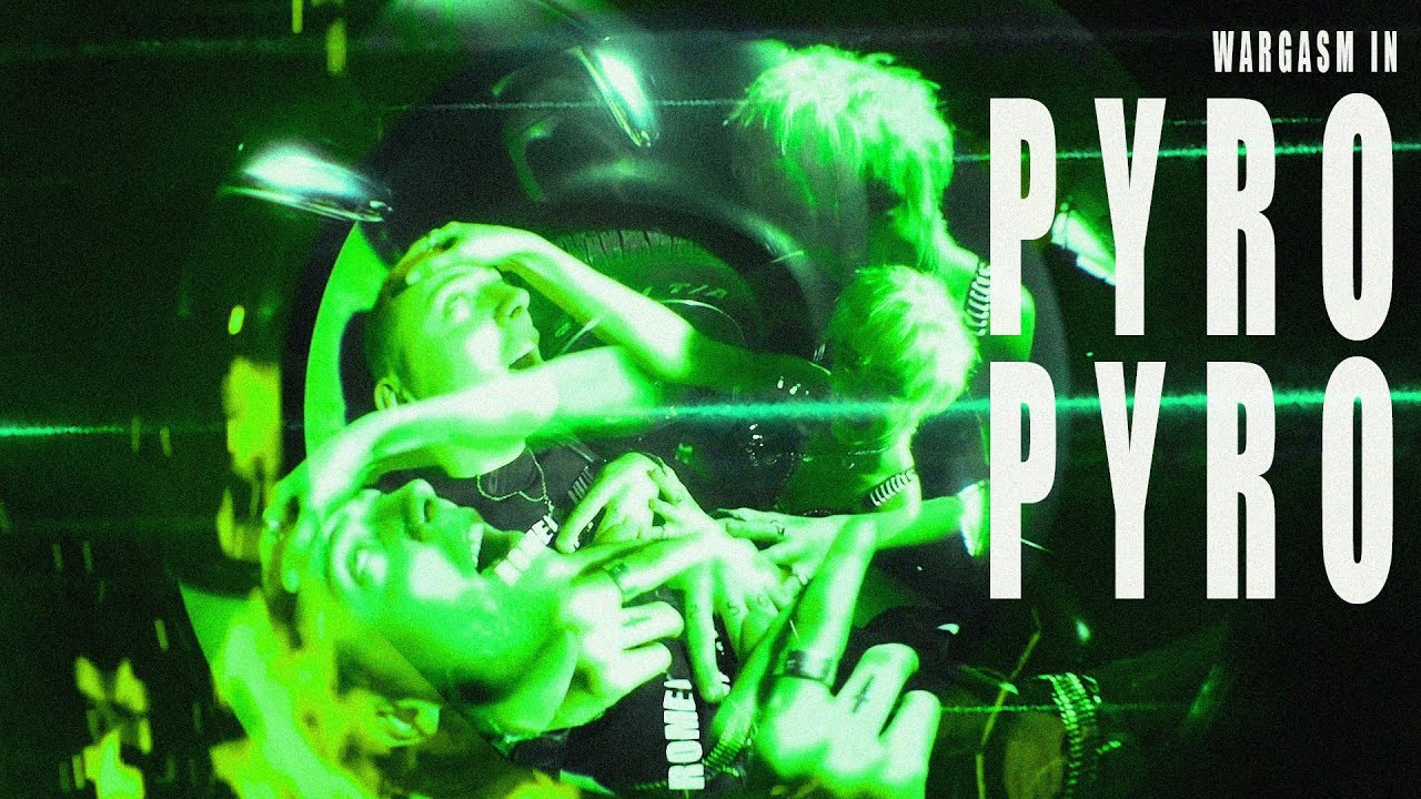 WARGASM RELEASE LATEST TRACK AND VIDEO 'PYRO PYRO'