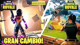 EL MAYOR CAMBIO DE FORTNITE...