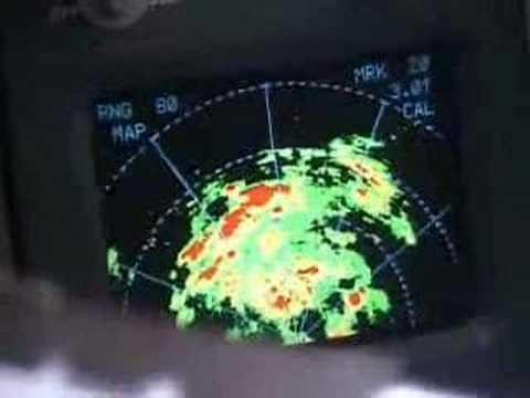 TPE_Weather Radar Map Display