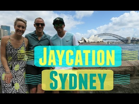 Sydney, Australia | Jaycation Travel Guide | The Rocks & Wanderers Game