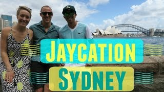 Sydney, AustraliaJaycation Travel GuideThe Rocks & Wanderers Game