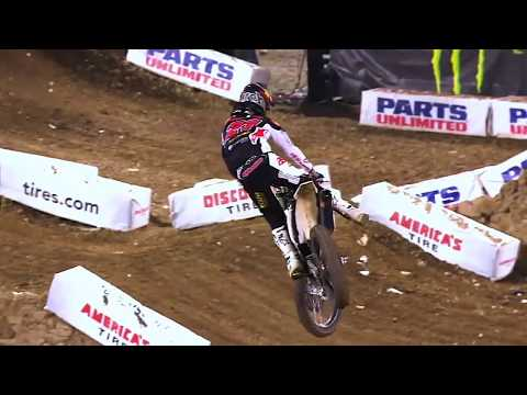 Supercross Jason Anderson Feature 2018