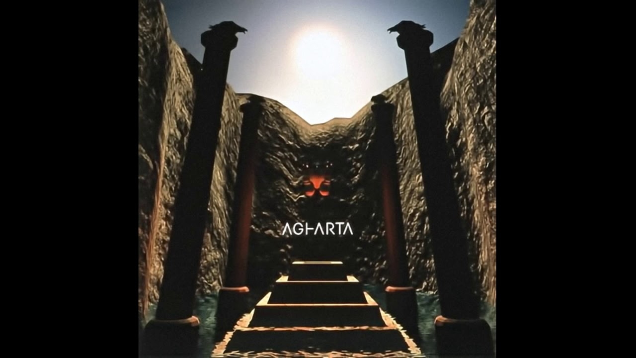 AGHARTA 角松敏生 - REVENGE OF AGHARTA (1999) Full Album