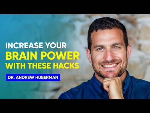 How Neuroscience Can Hack Your Brain's Potential | Dr. Andrew Huberman [Full Talk]