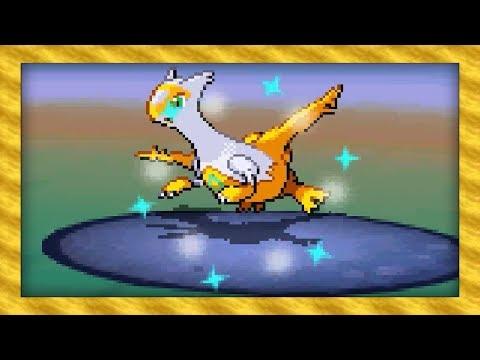 Live Shiny Latias After 22,885 Soft Resets! (Pokémon White 2)
