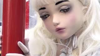 видео Японская кукла. Куклы для девочек