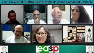 12 LA MORTO DE INĜENIERO BESKO de Johan Hammond ROSBACH (pridiskutita teksto) - 21ª de Oktobro de 21