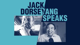 Jack Dorsey breaks down the future of tech  w/ Andrew Yang