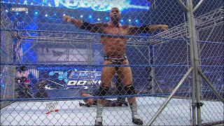 Rey Mysterio vs. Batista - Steel Cage Match: SmackDown, January 15, 2010