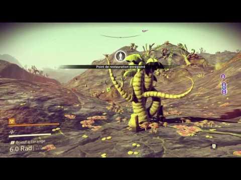 Trouver tout les monolithes sur ma premiere planète.