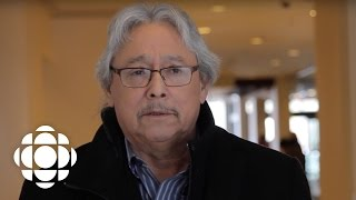 Anishinaabe Word of the Day: Dave Courchene | CBC