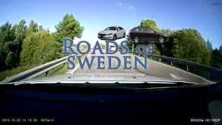 Bad Driving On Swedish Roads 014