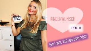 KINDERWUNSCH- Der lange Weg zum Babyglück | Instagram Q&A Teil II | Annis Blog
