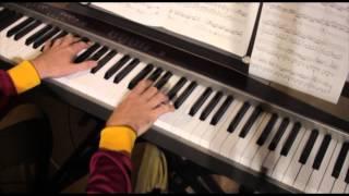 ABRSM Piano 2015-2016, Grade 8, Allegro con spirito, Sonata in Bb, Dussek, B1