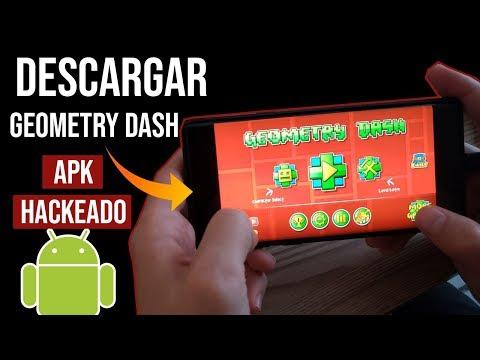 Descargar Geometry Dash APK Hackeado V2.111 Para Android 2019