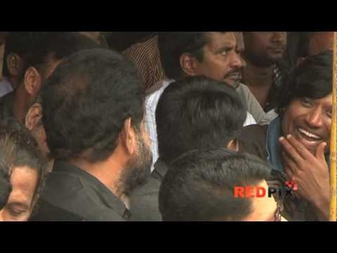 Sri Lankan Tamil Issue - Tamil movie director's protest - S.J.Surya making fun [RED PIX] Travel Video
