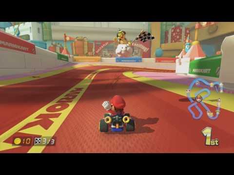 Mario Kart 8 Bell Cup 150cc