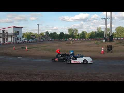 7.6.2019 - KC Raceway - Predator Maxxis Slicks - Heat 1