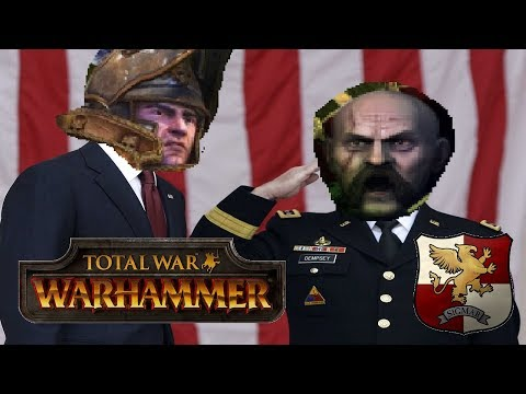 Empire vs Norsca - BRING IT DOWN | Total War Warhammer Online Battle #269