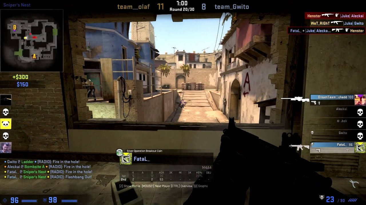 Face It Cs Go