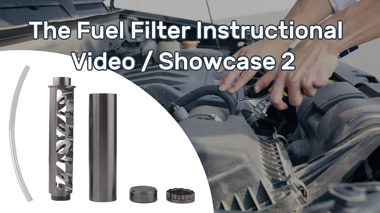Impressive Monocoque Fuel Filter Suppressor For NaPa 4003 WIX 24003