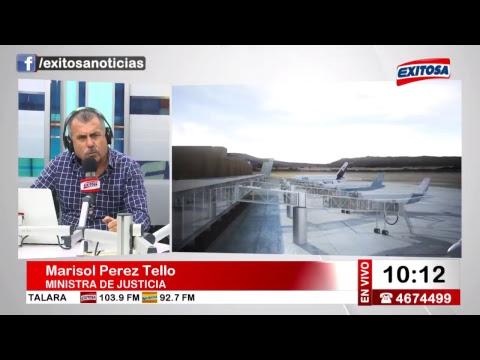 Exitosa Noticias 20 de mayo del 2017