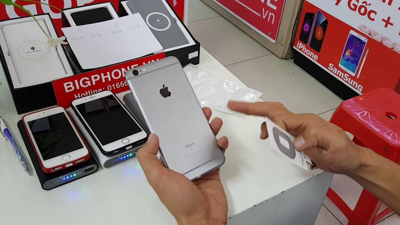 Sạc không dây cho iPhone5/5s/6/6s/7/7plus/6plus/6splus - Tiện ích