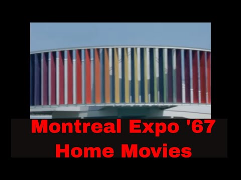 MONTREAL EXPO '67 HOME MOVIES  59524