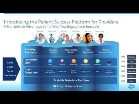Salesforce for Physician Relationship Management Webinar 03/24/16