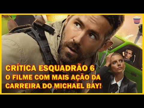 Crítica | Esquadrão 6 - Novo filme da Netflix é INSANO! 😱😱😱😱😱