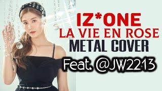 IZ*ONE - La Vie en Rose feat. Jenifer Wirawan (JW2213) // Rock Cover