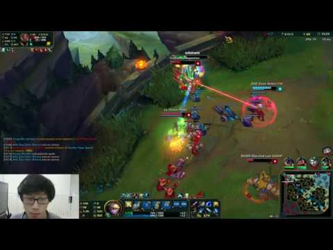 Stream of Consciousness Commentary ADC (Ezreal)