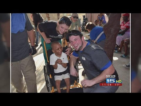 Students Travel to Haiti With Special Gifts