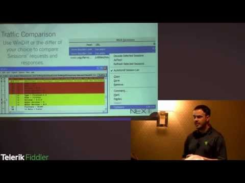 Debugging with Fiddler by Eric Lawrence