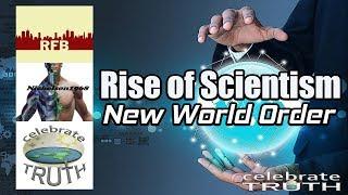 Flat Earth, Scientism & New World Order w/ RichieFromBoston, Nicholson1968 & Robbie Davidson